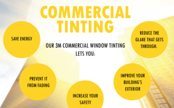 commercial tinting Dubai