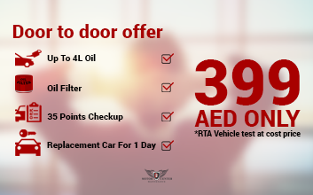 door to door offer